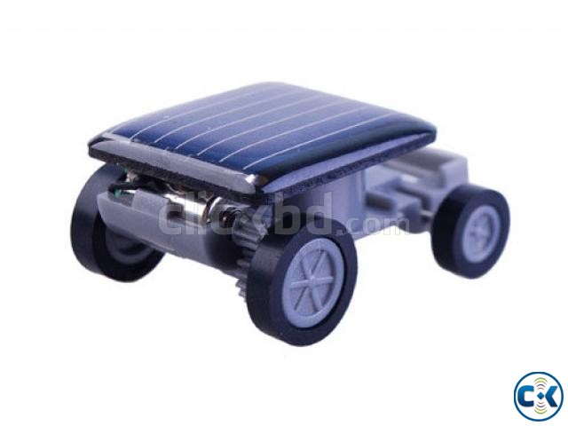 Solar small car toy | ClickBD large image 3