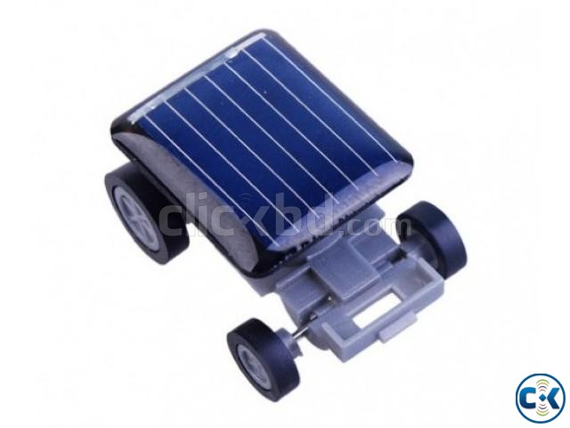 Solar small car toy | ClickBD large image 4