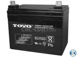 TOYO Maintenance free BATTERY