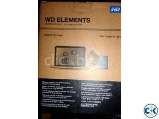 Western Digital External hard disk 1TB
