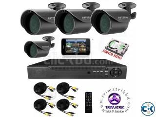 AVTECH 700TVL CCTV TOTAL PACKAGE