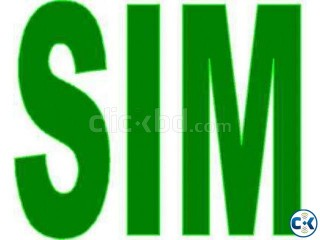 SIM VIP CARD 017111111 017111000000