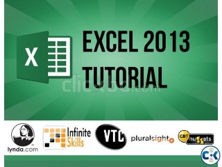 Microsoft Excel 2013 Video Tutorials