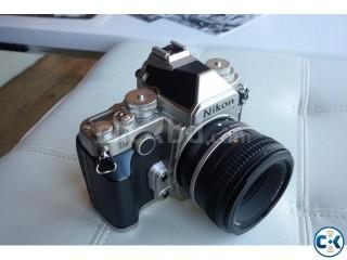 Nikon DF 16MP DSLR Camera with 50mm f1.8G Lens Kit