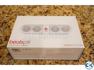 Beats Pill Portable Speaker (Brand New & Intact) !!!