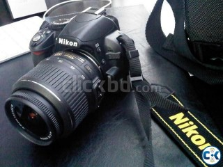 Nikon D3100 Fully Fresh with 4 year and 7 months warranty