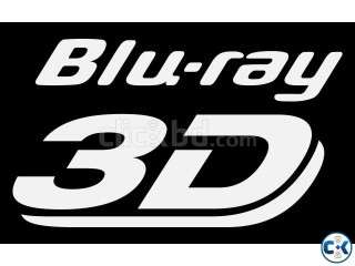 Best quality 1080p 3D movie collection