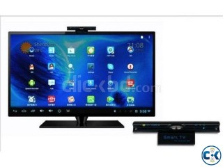 TV BOX WITH ANDROID OPERATING SYSTEM