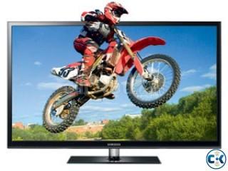 Samsung 3D 43 3D PLASMA LED TV 3D Require Glass