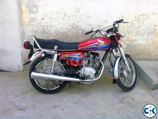 Honda cgi 125 made in Japan 2005