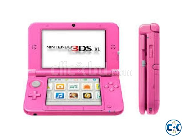 Nintendo 3DS XL Console Lowest Price in BD | ClickBD large image 0