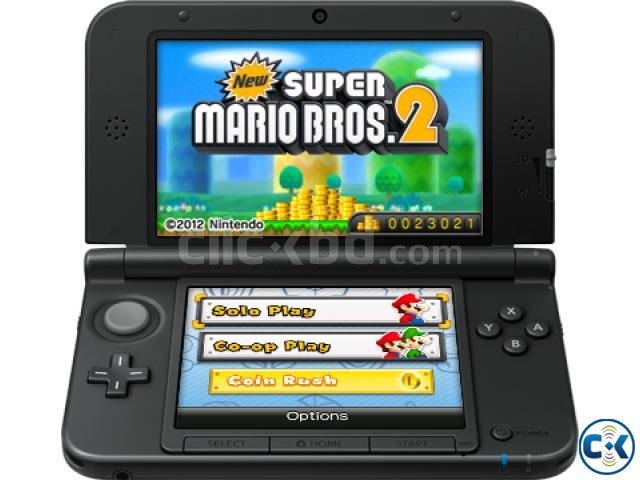 Nintendo 3DS XL Console Lowest Price in BD | ClickBD large image 1