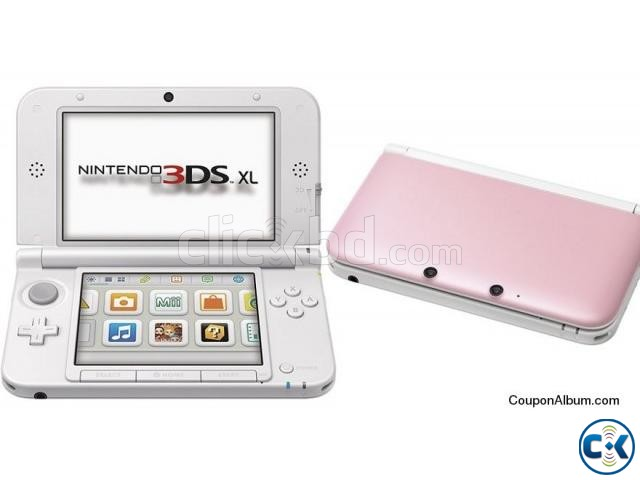 Nintendo 3DS XL Console Lowest Price in BD | ClickBD large image 2