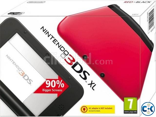 Nintendo 3DS XL Console Lowest Price in BD | ClickBD large image 3