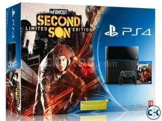 Sony PS4 Console 500GB Region 1 Lowest Price in BD