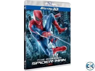 350 100 Original 3D BlueRay Movies For 3D TV Special Offer
