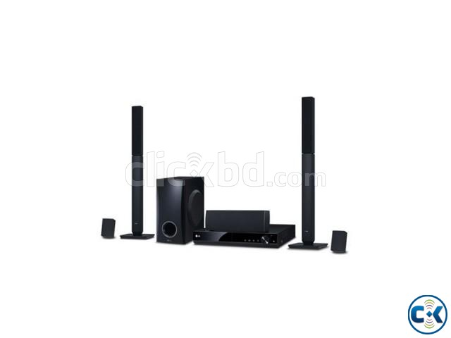 LG DH4430P DVD Home Cinema System | ClickBD large image 1