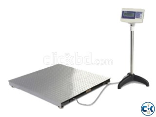 Four ton capacity weight scale