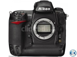 Nikon D3X DSLR Camera Body Only