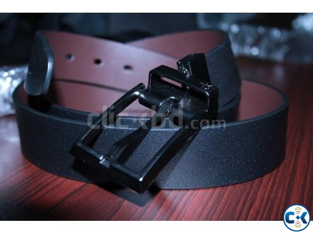 Imported Calvin Klein 2 in 1 Belt | ClickBD large image 1