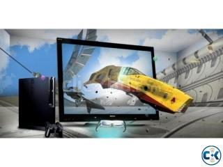 Sony Bravia 3D NEW 40 with 3D GLASS.warranty 5yr