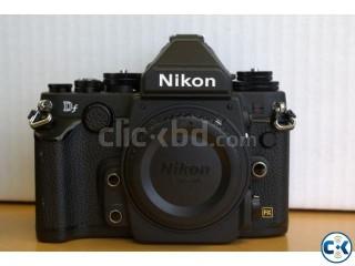 Nikon DSLR Camera DF Body Only