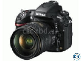 Nikon D800E DSLR Camera Body Only