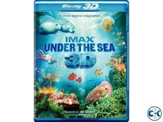 IMAX Documentaries in 3D Bluray