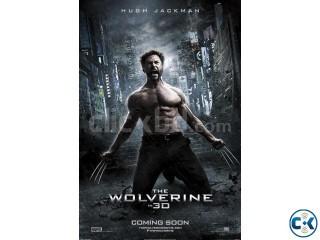 The Wolverine 3D BluRay