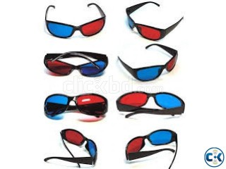 3D Movie & 2 3D Glass