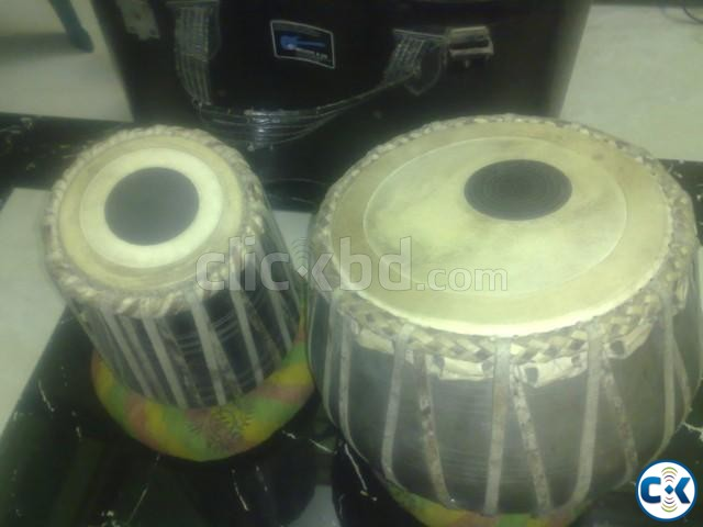 Tabla full fresh condition | ClickBD large image 0