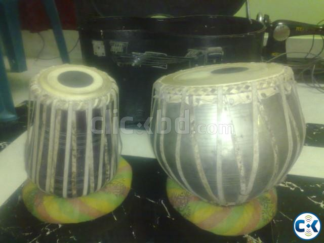 Tabla full fresh condition | ClickBD large image 1