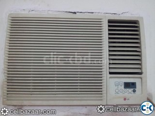 lg 1.5 lon ac with remote all ok..urgent sell
