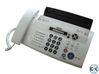 Brother Fax-878 Machine