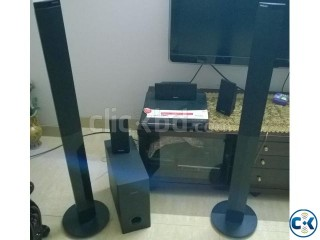 Philips home theater HTS3156