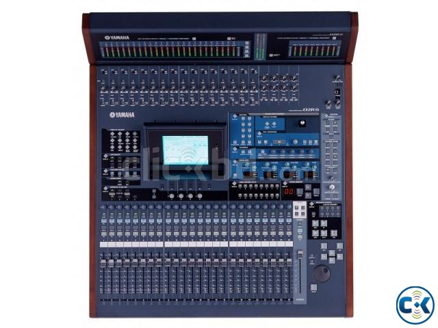 Yamaha 02R96 With My8 AT Card for Professional Studio | ClickBD large image 0