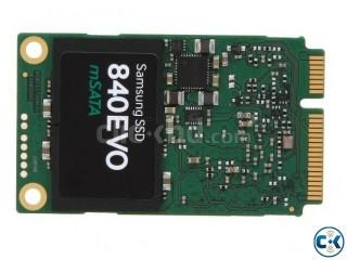 SAMSUNG 840 EVO mSATA 128GB SATA Internal Solid State SSD