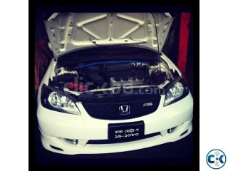 2004 Honda Civic Ferio