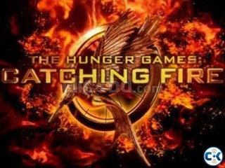 The Hunger Games 2 3D BluRay for 3D TV