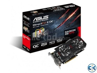 ASUS R9 270-DC2OC-2GD5 Graphics Card