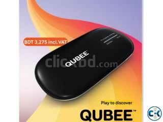 Qubee Pocket Wifi Pebble Postpaid