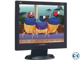 New lcd monitor 17 with 1 year Warranty