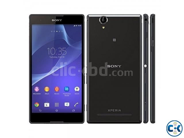 Used fresh condition Sony Xperia T2 ultra | ClickBD large image 0