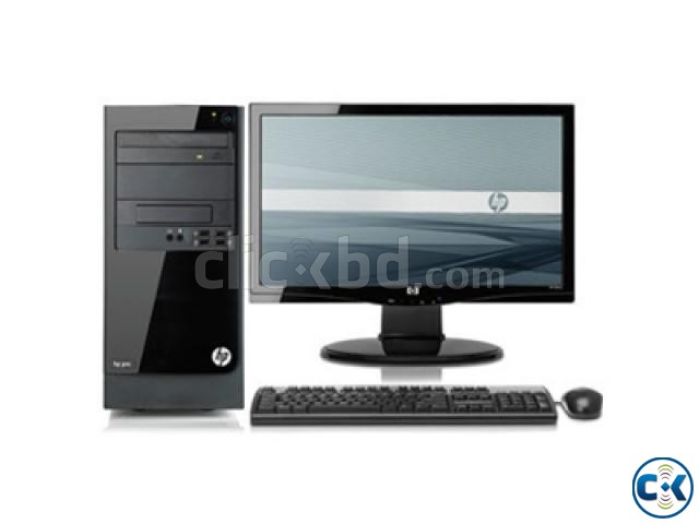 HP Pro 3330 MT Core i5Windows 7 Brand PC | ClickBD
