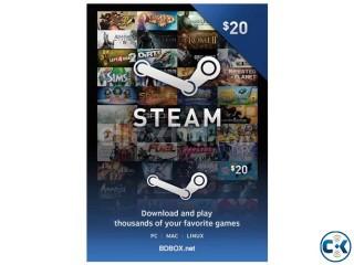 Steam wallet codes Steam games Origin