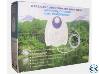 Fruit Vegetable Purifier Ozone Generator