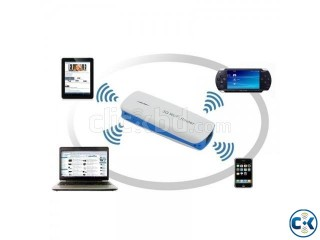 3G Pocket Router Power Bank RJ 45 Port
