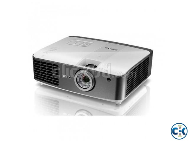 Benq W1500 Full HD 3D Home Theater DLP Projector | ClickBD large image 0