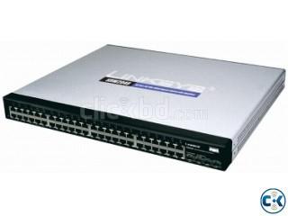 Cisco SRW2048-K9 Router