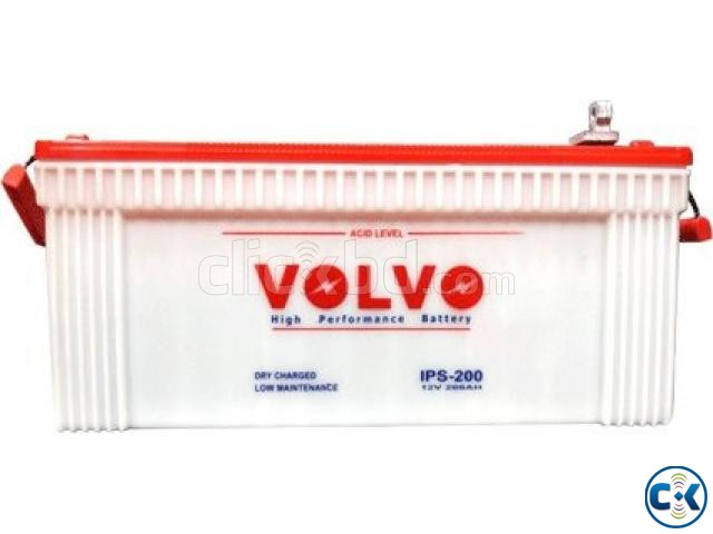 200 Amp. Volvo IPS Battery | ClickBD large image 0